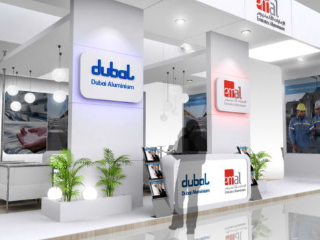 Project stand design for Dubal